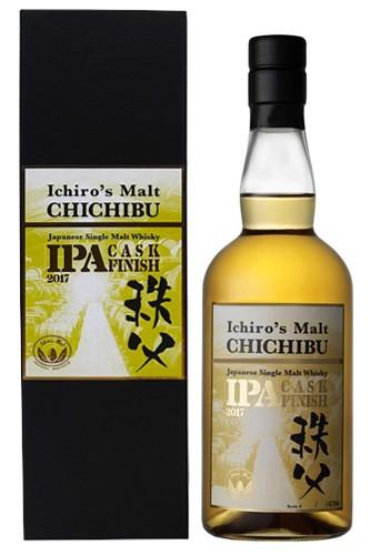 Ichiro's Chichibu IPA Cask FInish Whisky