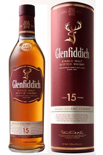 Glenfiddich Solera 15 Jahre