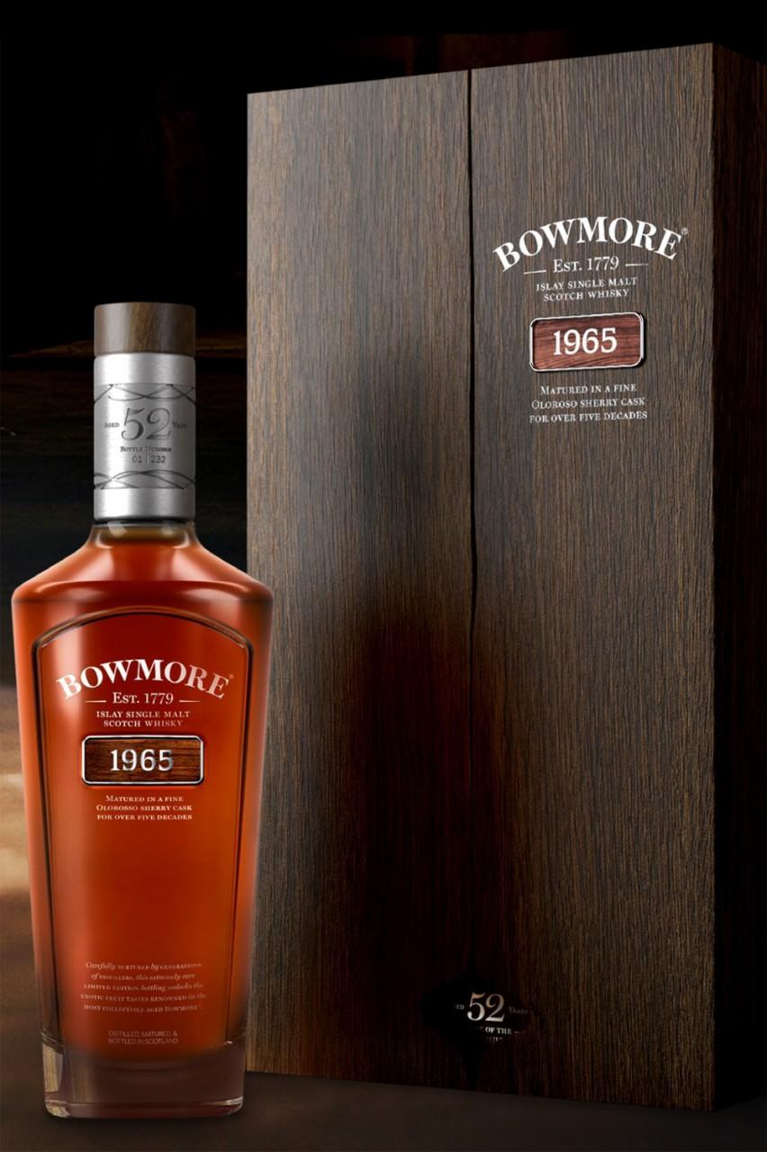 Bowmore 1965 - 52 Jahre