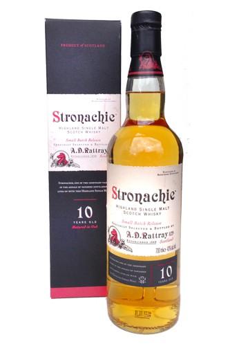 Stronachie 10 Single Malt Whisky