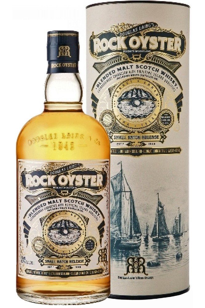 Rock Oyster Small Batch Whisky