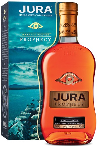 Jura Prophecy Heavily Peated