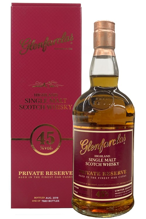 Glenfarclas Privat Reserve - Limited Edition