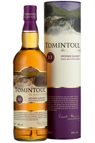 Tomintoul 10 Jahre Single Malt Whisky