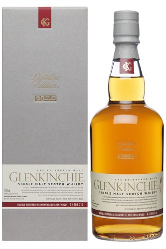 Glenkinchie Distillers Edition 2016