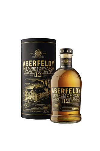 Aberfeldy 12 Jahre - 0,2 Liter