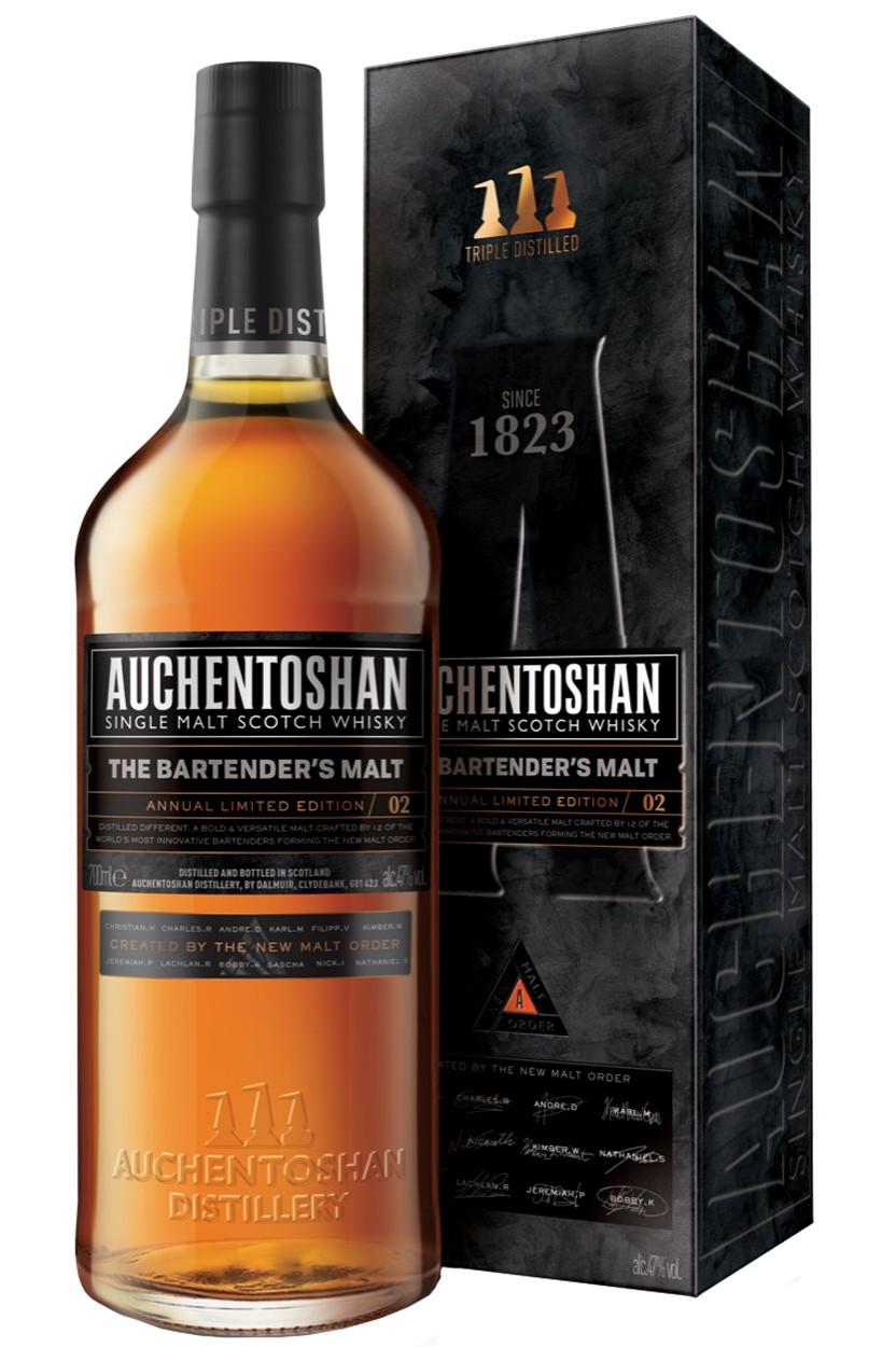Auchentoshan Bartenders Malt - Batch 2