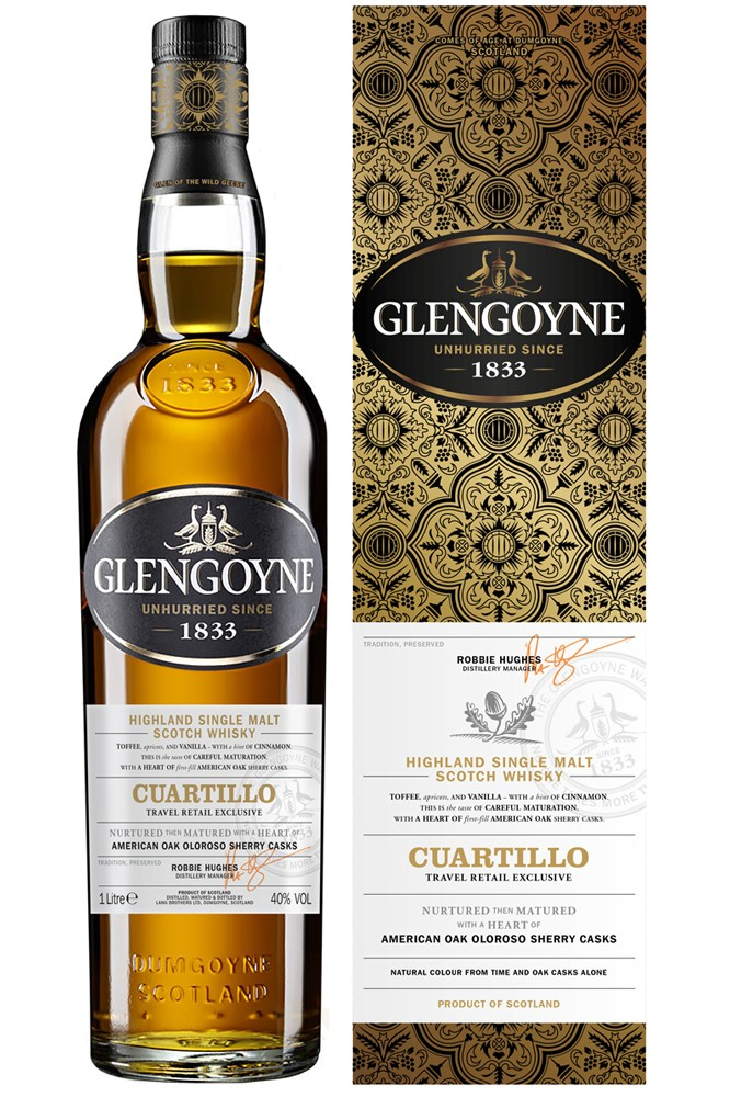 Glengoyne Cuartillo - Spirit of Oak