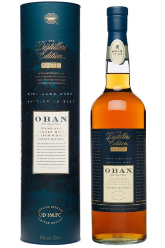 Oban Distillers Edition 2017