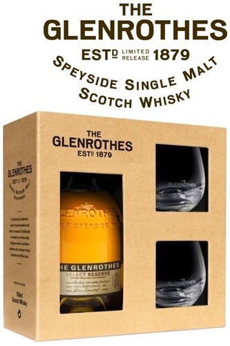 The Glenrothes Select Reserve Geschenkset