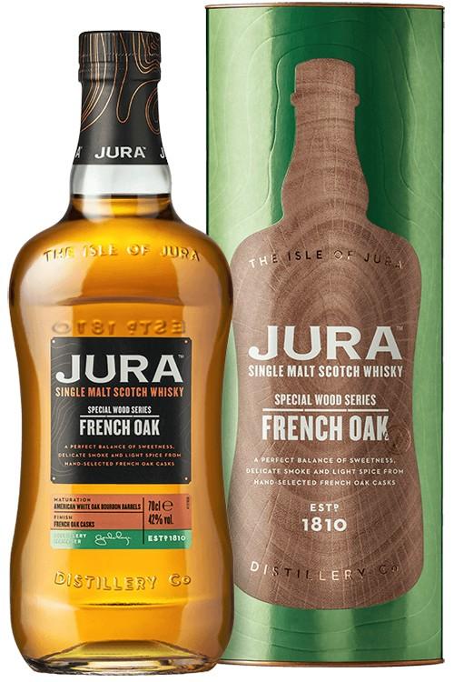 Isle of Jura - French Oak Edition