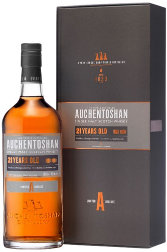 Auchentoshan 21 Single Malt Whisky