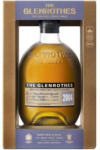 Glenrothes 2004 - 2017