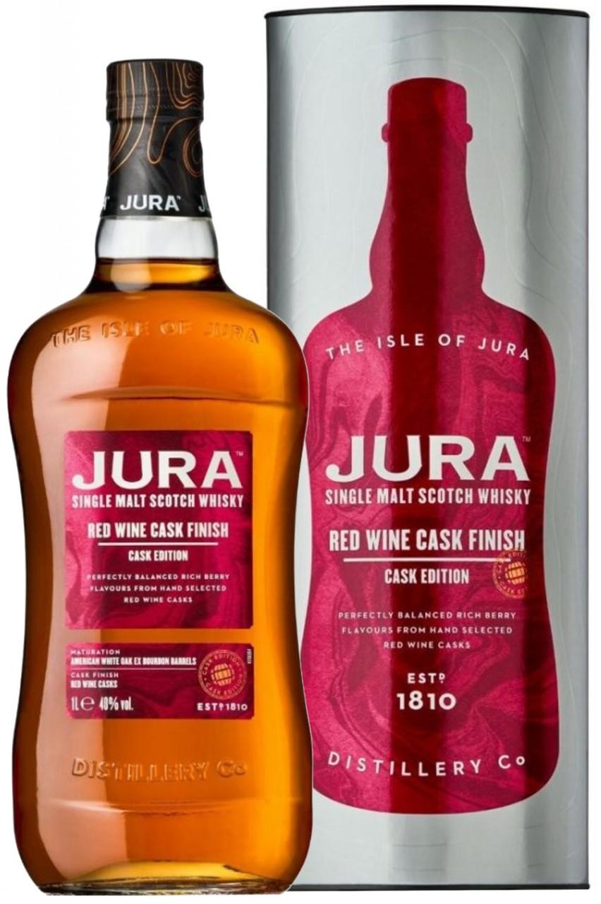 Isle of Jura - Red Wine Finish