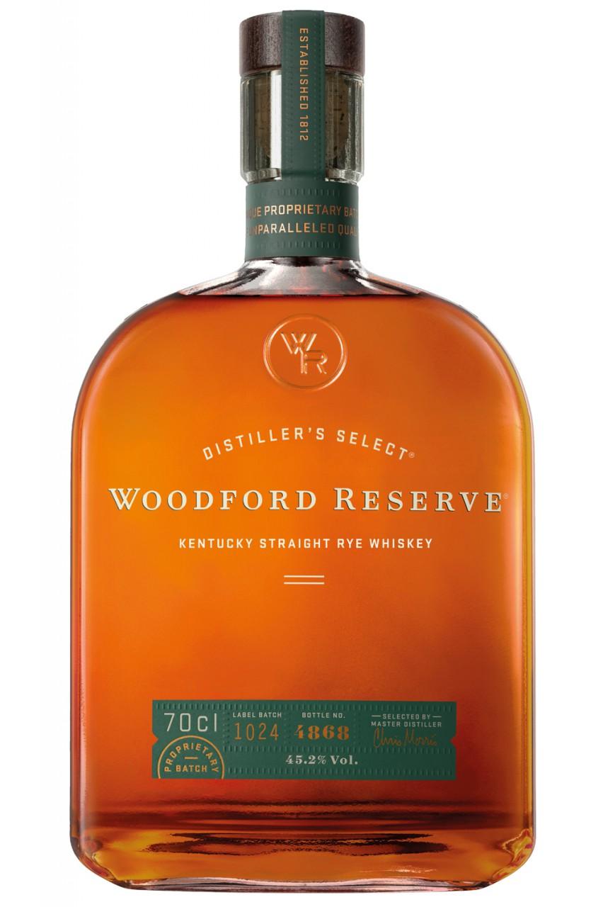 Woodford Reserve Rye Whskey