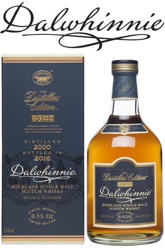 Dalwhinnie Distillers Edition 2016