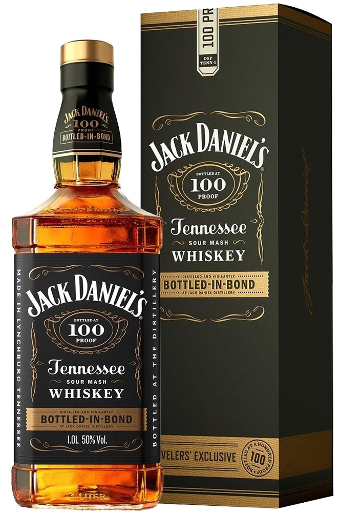 Jack Daniel's Bottled in Bond - 1 Liter