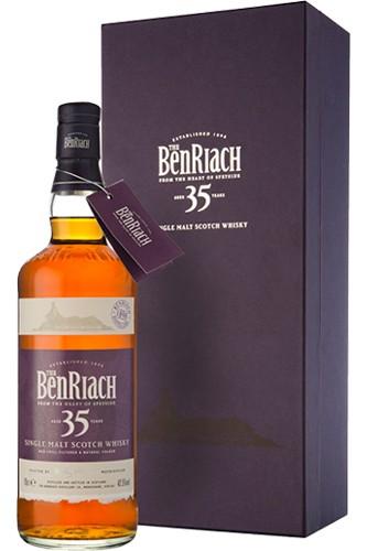 Benriach 35 Jahre . 42,5% Vol.