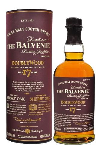 Balvenie 17 Jahre DoubleWood Whisky