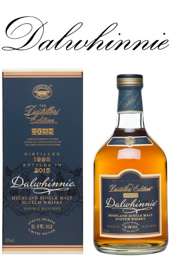 Dalwhinnie Distillers Edition 2015