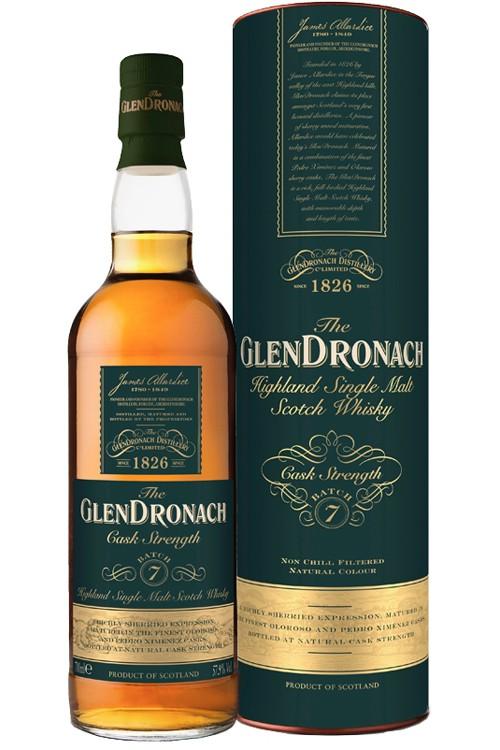 Glendronach Cask Strength Batch 7