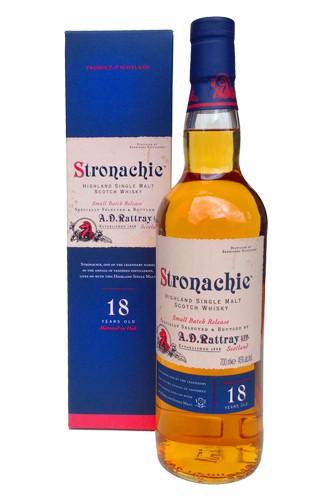 Stronachie 18 Single Malt Whisky