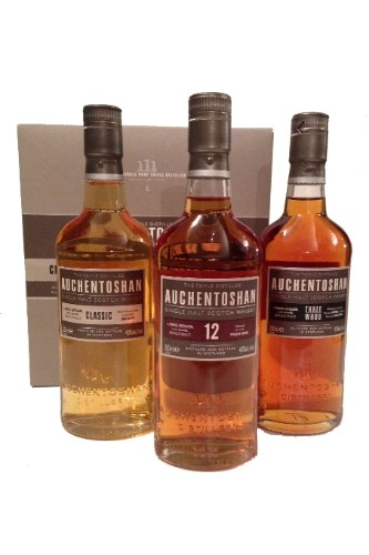 Auchentoshan Collection
