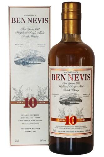 Ben Nevis 10 Jahre Special Edition