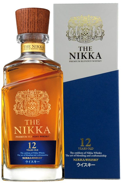 Nikka 12 Jahre - Japan Prestige Blend Whisky