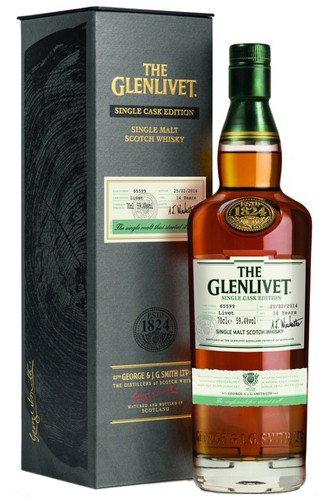 Glenlivet Livet Single Cask Edition