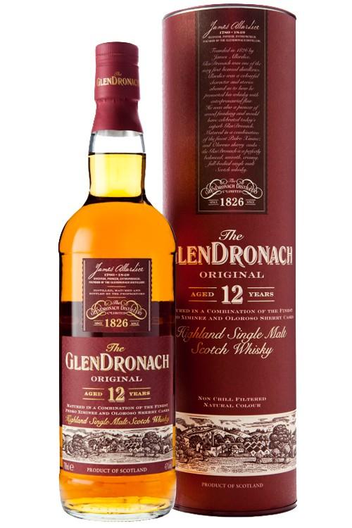 Glendronach 12 Jahre Single Malt Whisky