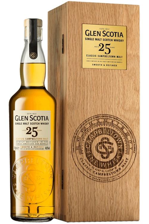 GlenScotia 25 Jahre Single Malt Whisky