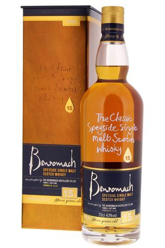 Benromach 15 Jahre Scotch
