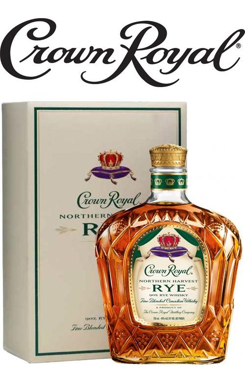 Crown Royal Northern Harvest Rye - 1 Liter