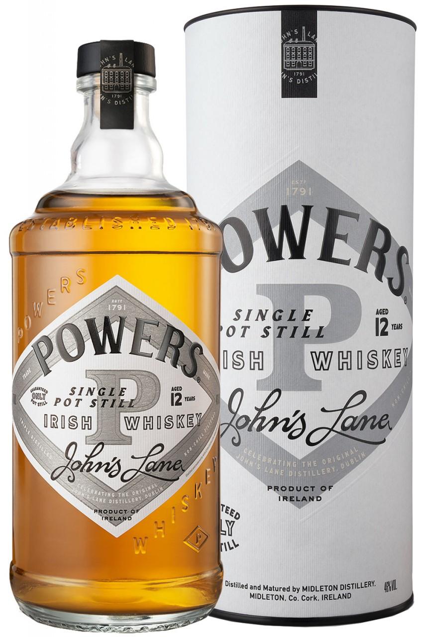 Powers John's Lane Release 12 Jahre