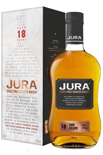 Jura 21 Jahre Single Malt Whisky
