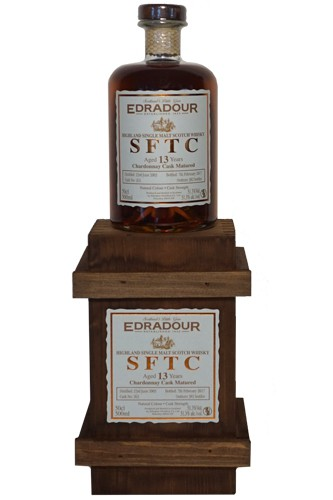 Edradour Chardonnay Cask Matured 13 Jahre