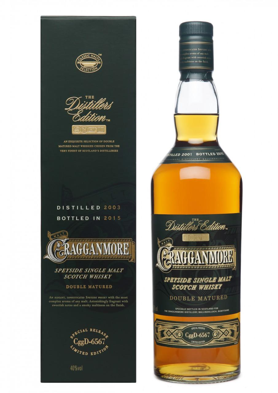 Craggenmore Distiller Edition 2003