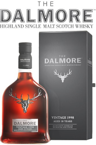 Dalmore Vintage 1998 Vintage Collection