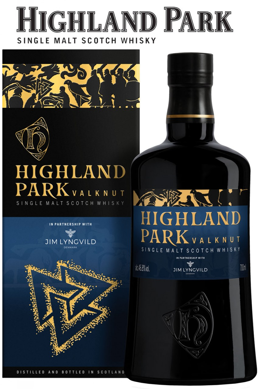 Highland Park Valknut - 46,% Vol.