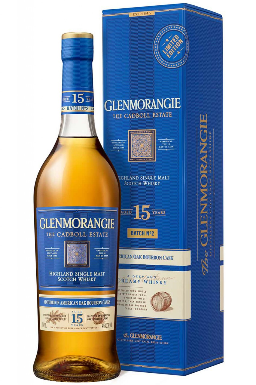 Glenmorangie - The Cadboll 15 Jahre