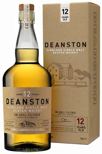 Deanston 12 Jahre Single Malt Whisky