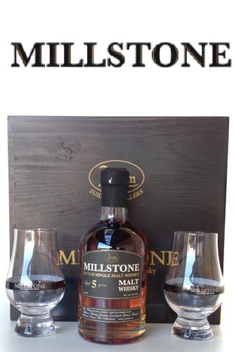 Zuidam Millstone 5 Jahre Malt Whisky