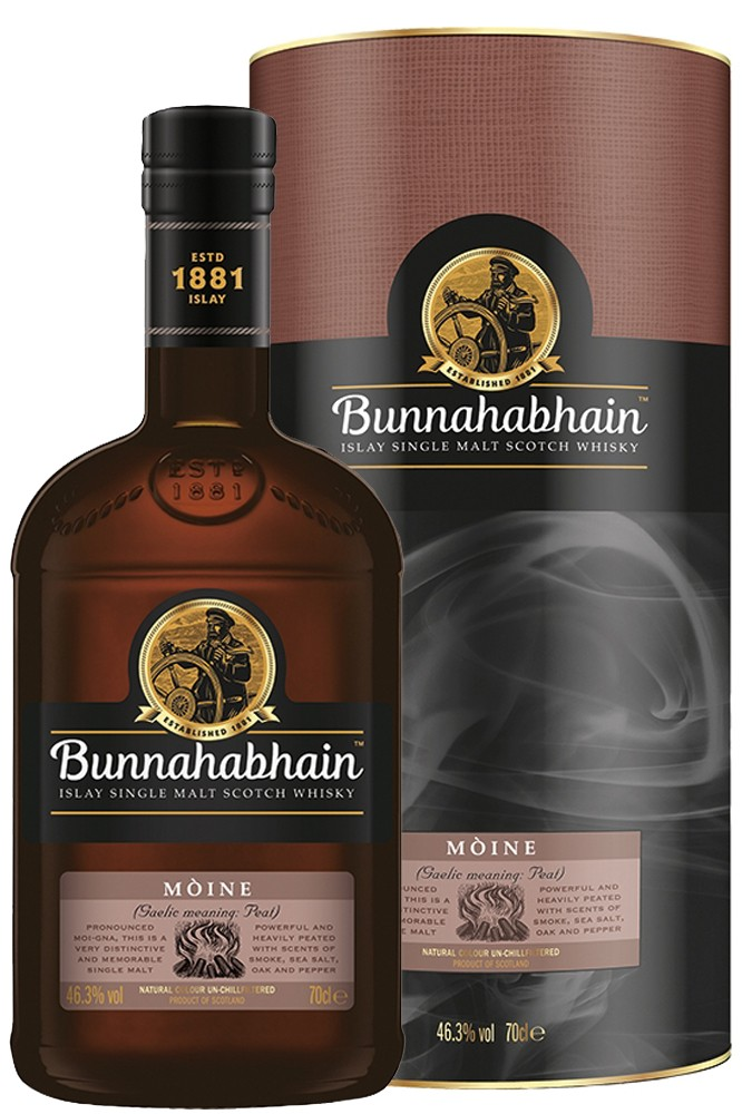 Bunnahabhain Moine - New Design