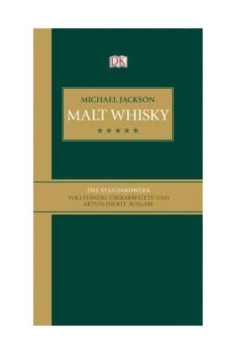 Michael Jackson Whisky Buch