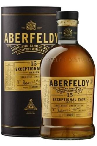 Aberfeldy 15 Jahre -Sherry Casks Finish