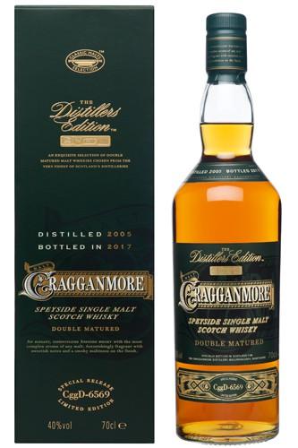 Cragganmore Distillers Edition 2017