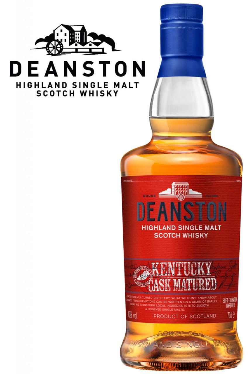 Deanston Kentucky Cask Matured
