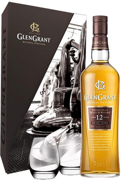 Glen Grant 12 Jahre Geschenkset
