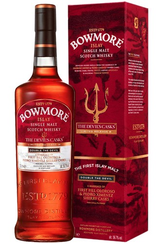 Bowmore Devils Cask III